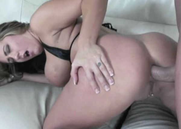 Busty Trina gets her ass pounded